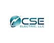 electrician logo cse electric, llc